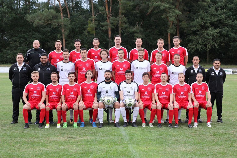 1. FC Langen Herren 1. Mannschaft 2017/2018