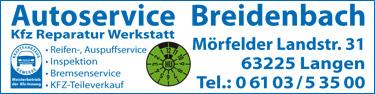 Autoservice-Breidenbach