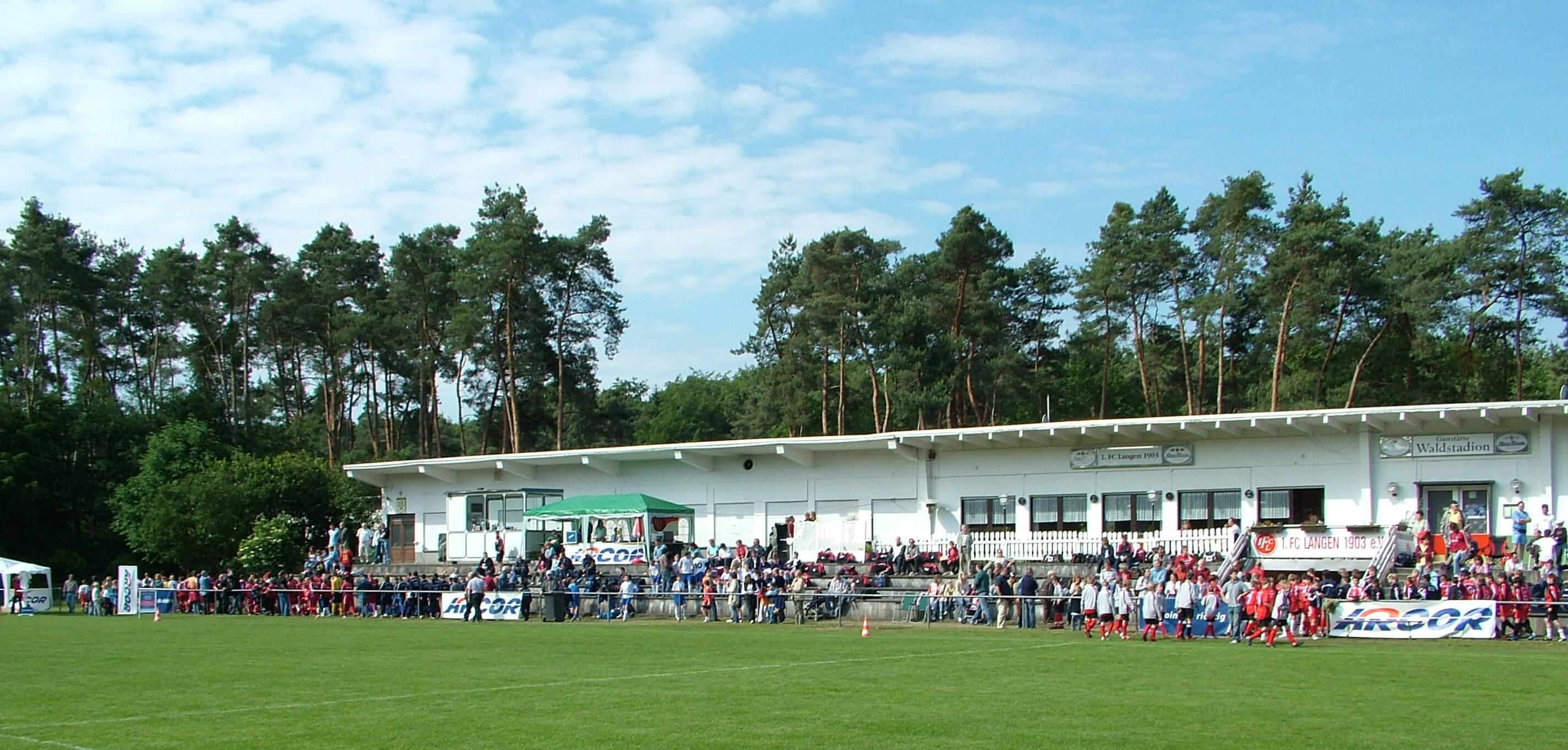 1. FC Langen 1903 e.V. Vereinsgelände