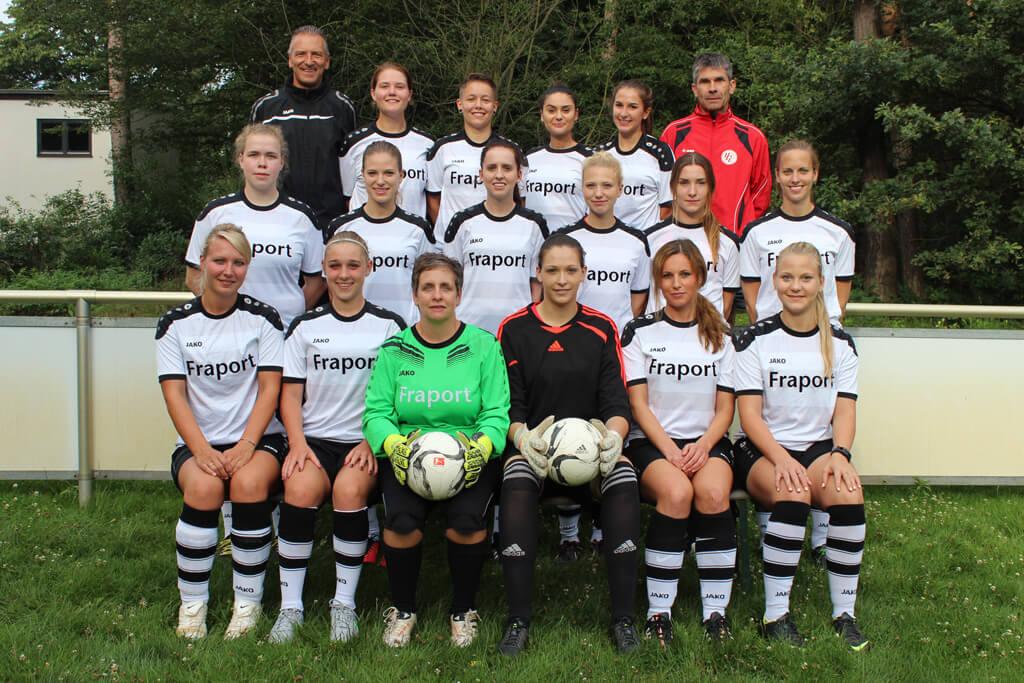 1. FC Langen Damen 1. Mannschaft 2018/2019