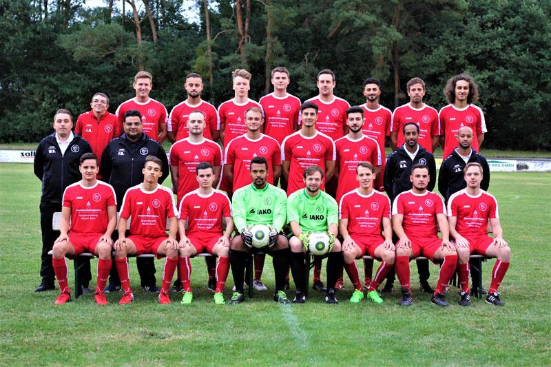 1. FC Langen Herren 2. Mannschaft 2018/2019