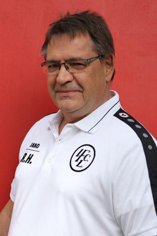 Schriftführer Rainer Holzapfel