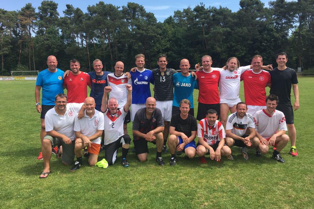 1. FC Langen Soma Herren 2018/2019