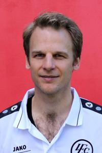 Kleinfeldkoordinator Stefan Kroll