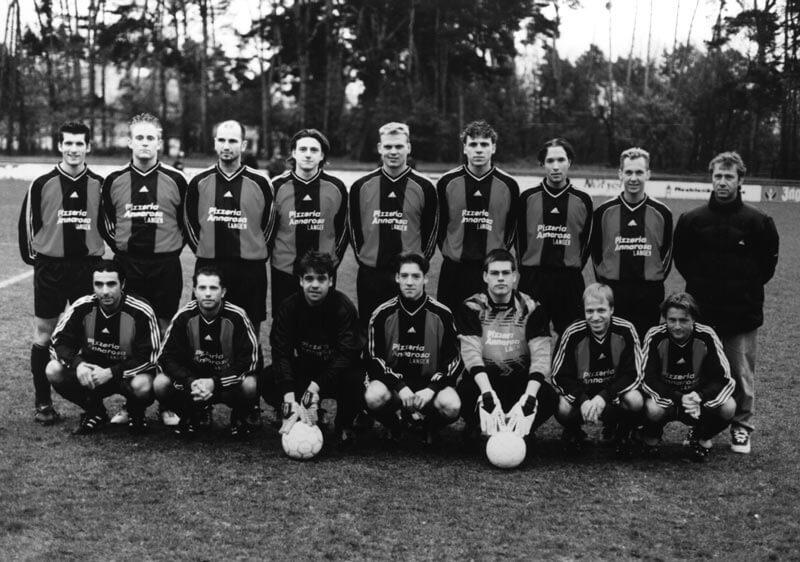 1. Mannschaft FC Langen Saison 1998-1999