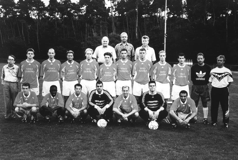 1. Mannschaft FC Langen Saison 1999-2000