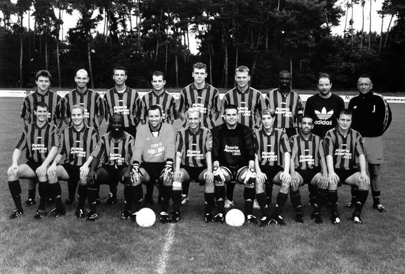 1. Mannschaft FC Langen Saison 2001-2002