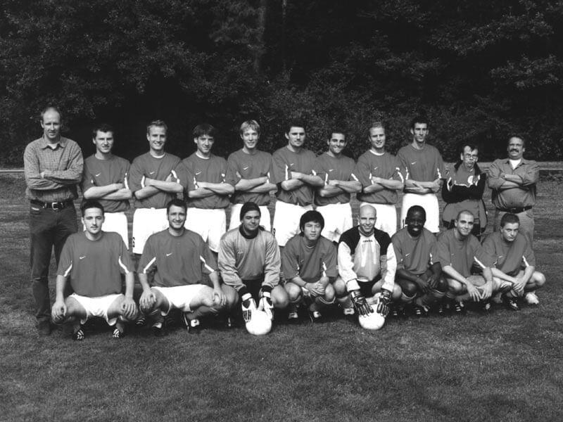 1. Mannschaft FC Langen Saison 2002-2003