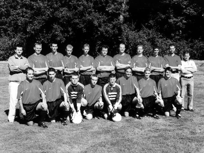 2. Mannschaft FC Langen Saison 2002-2003