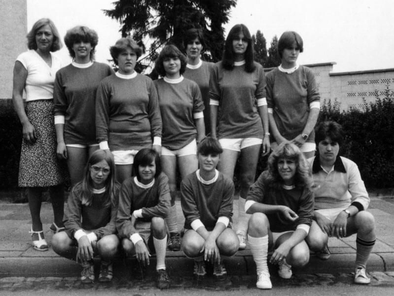 Damenmannschaft FC Langen 1978