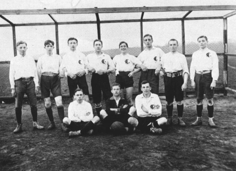 FC Langen Gegen Egelsbach 28.04.1916