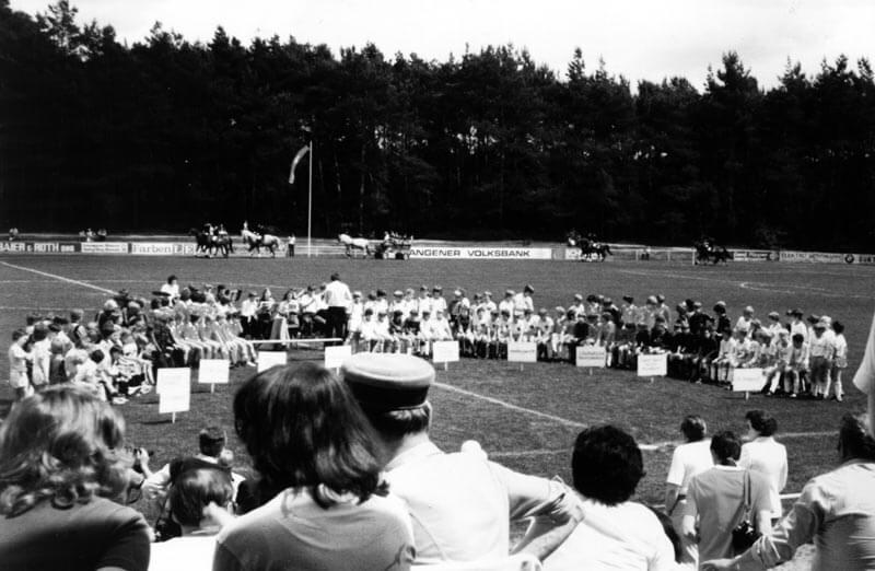 Internationales D Jugend Turnier 30. Mai 1981