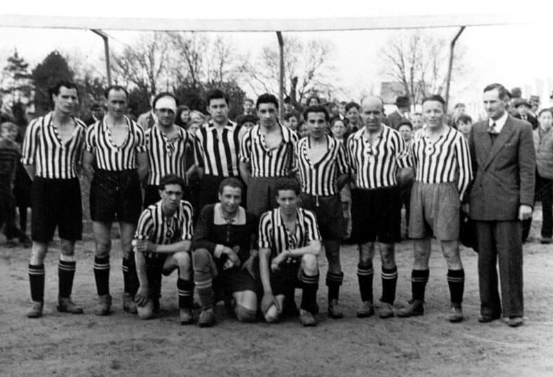 Mannschaft VFR Langen Saison 1947-1948