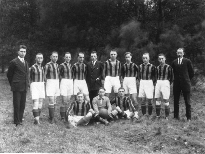 Meistermannschaft FC Langen 1927-1928