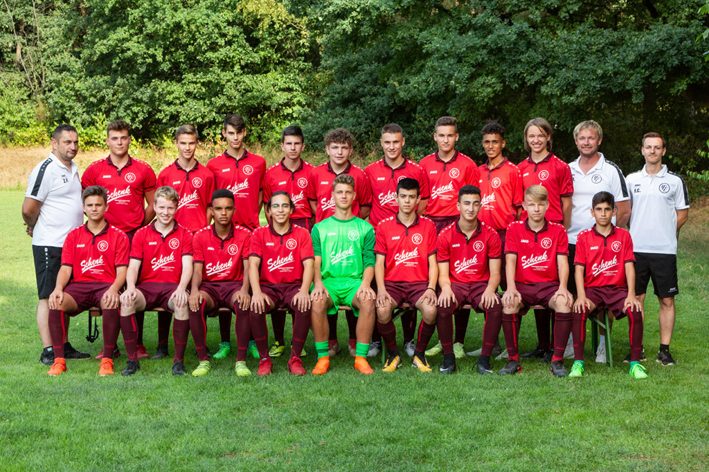 1. FC Langen B1-Junioren 2018/2019