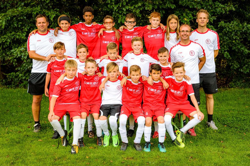 1. FC Langen E1-Junioren 2018/2019