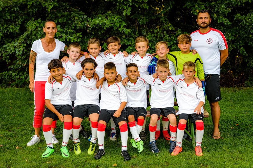 1. FC Langen E2-Junioren 2018/2019