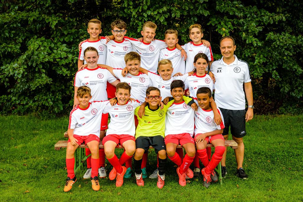 1. FC Langen E3-Junioren 2018/2019