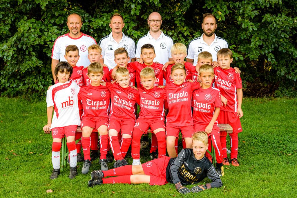 1. FC Langen F1-Junioren 2018/2019