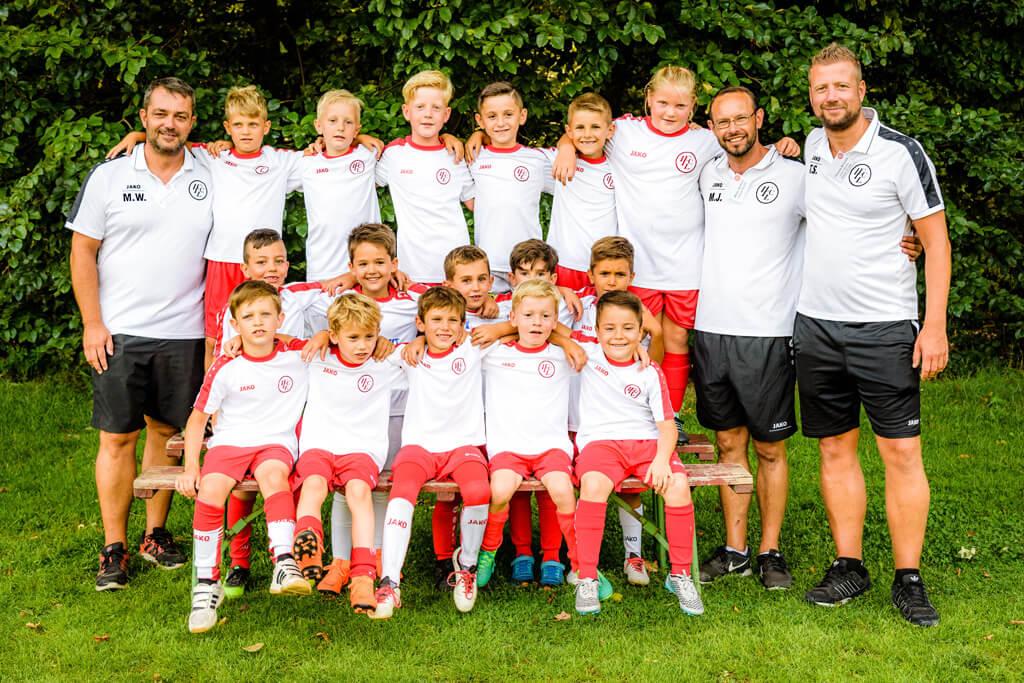1. FC Langen F2-Junioren 2018/2019