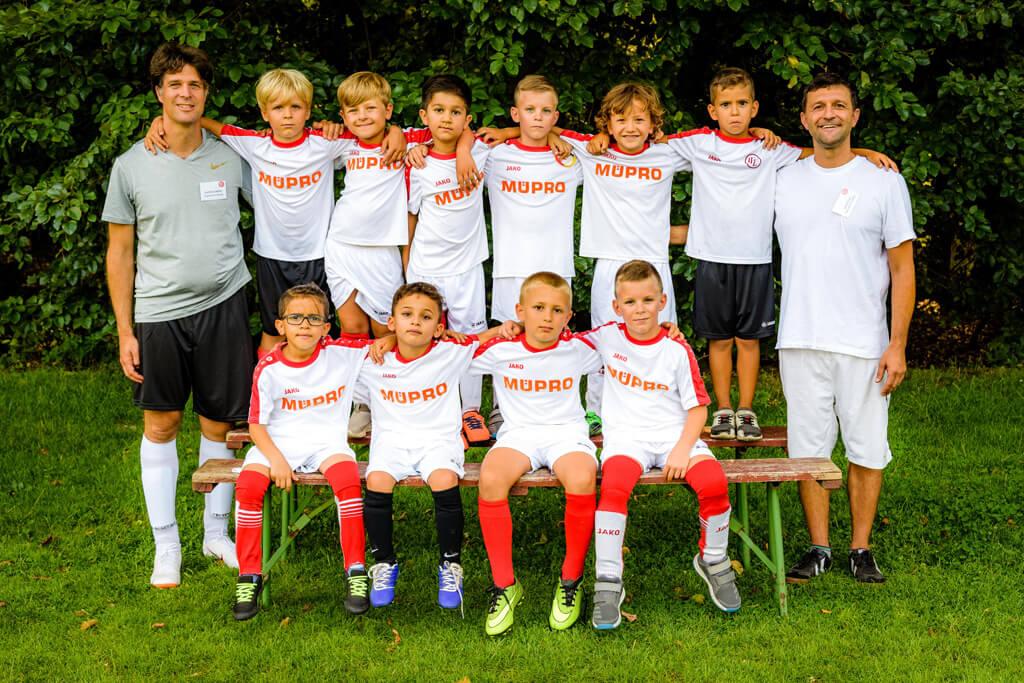 1. FC Langen F3-Junioren 2018/2019