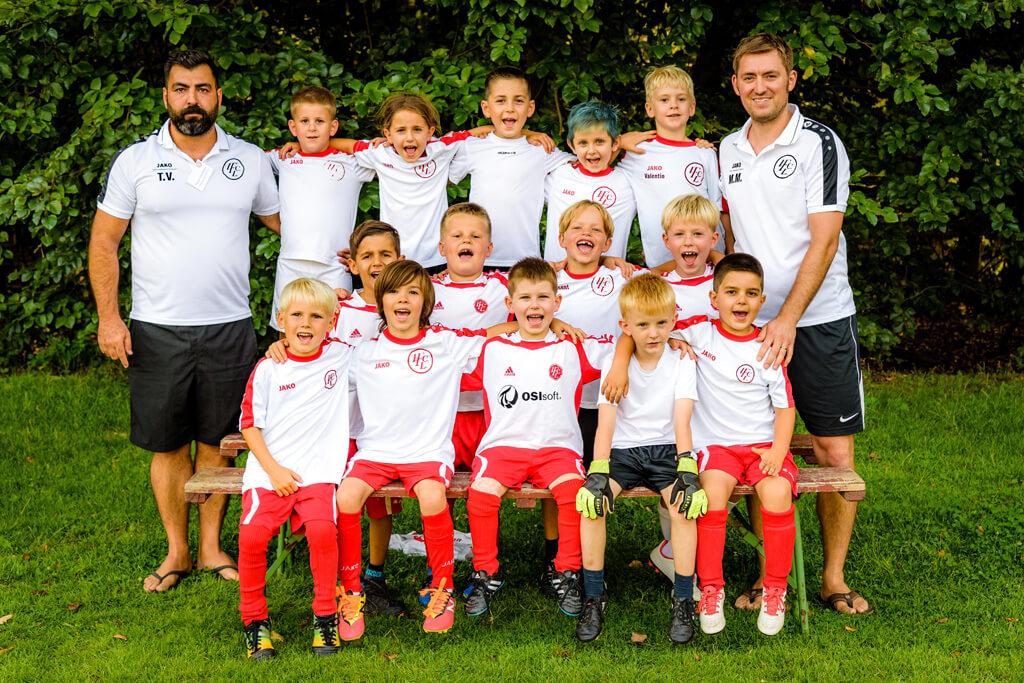 1. FC Langen G1-Junioren 2018/2019
