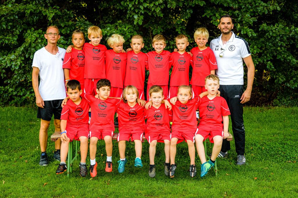 1. FC Langen G2-Junioren 2018/2019