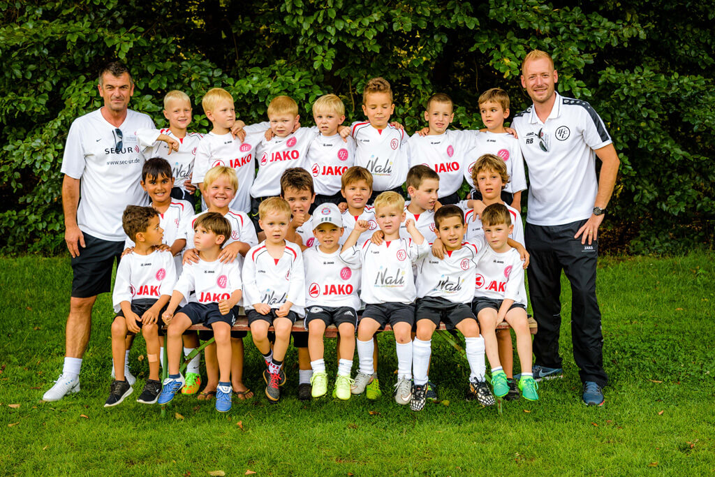 1. FC Langen G3-Junioren 2018/2019