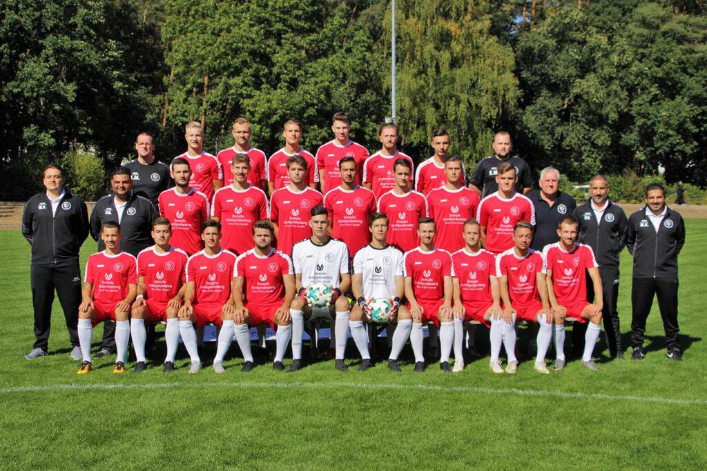 1. FC Langen Herren 1. Mannschaft 2018/2019
