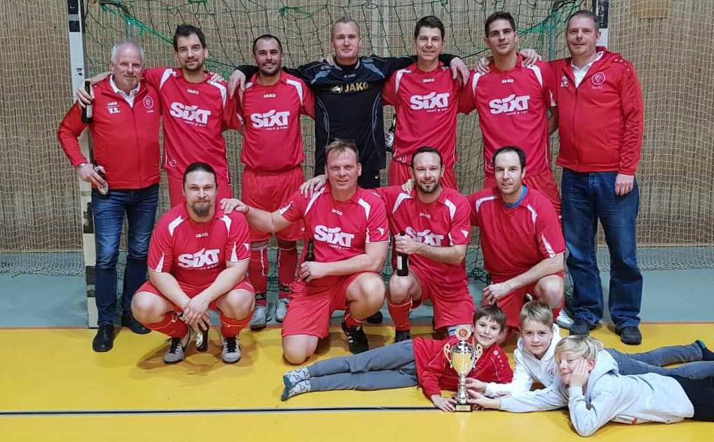 Die FC-Soma Feierte Die Erfolgreiche Titelverteidigung
