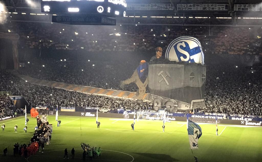 C2 Zu Besuch Auf Schalke