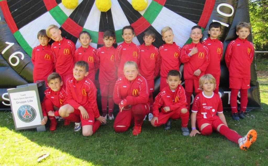 5. McDonald's Ostercamp Des 1. FC Langen