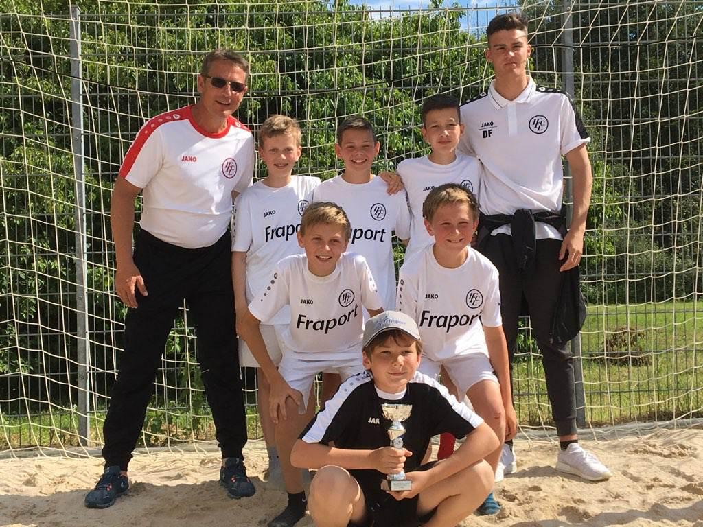 Beachfussballcup D2 2019