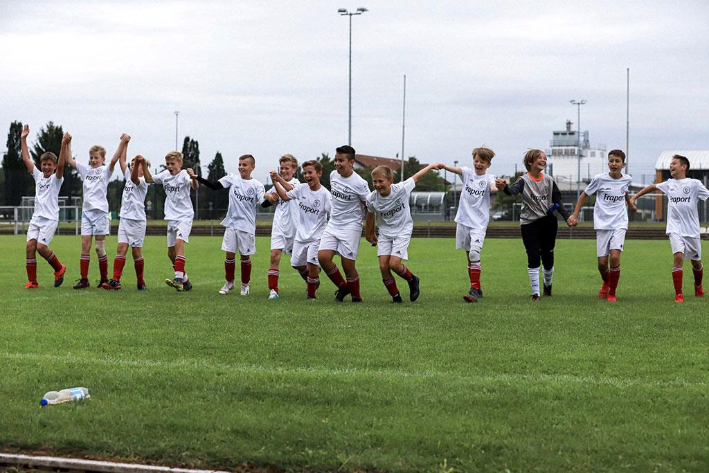 D1-Junioren Für Kreisliga Qualifiziert