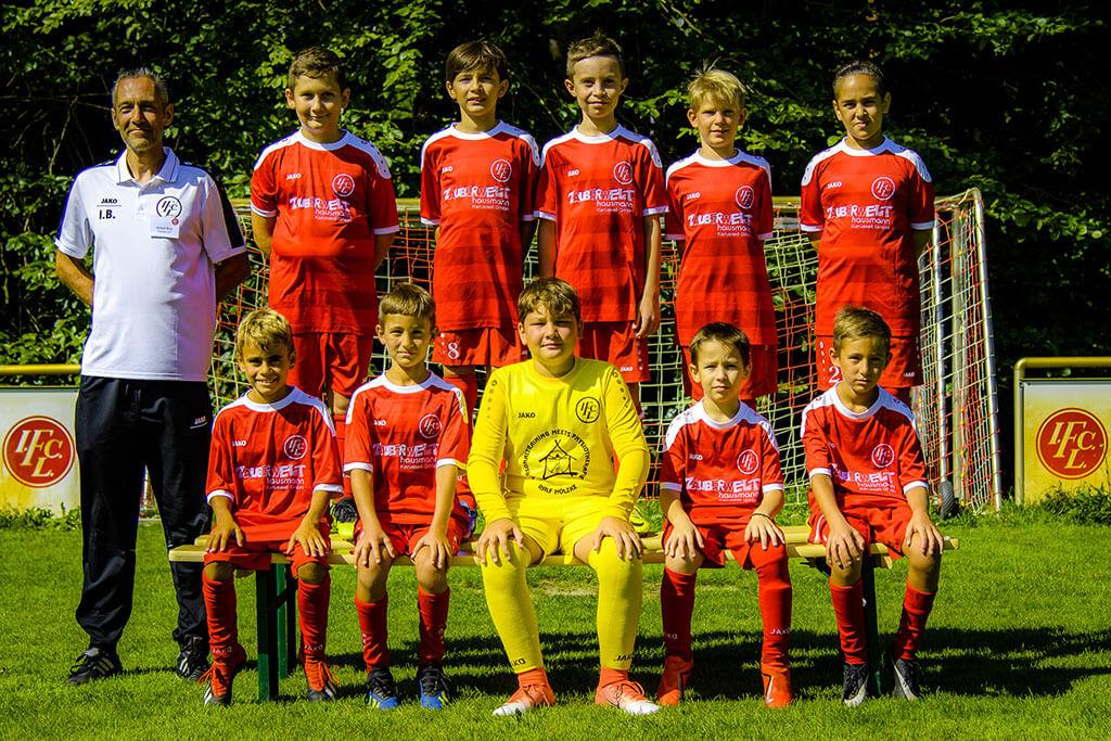 1. FC Langen E1-Junioren 2019/2020