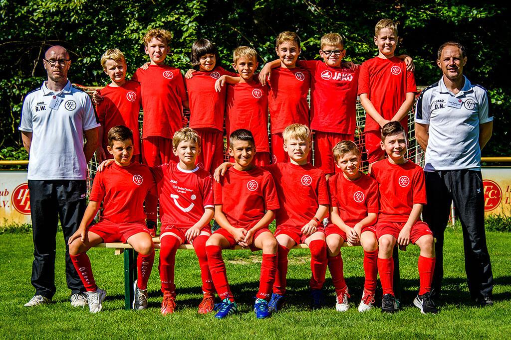 1. FC Langen E2-Junioren 2019/2020
