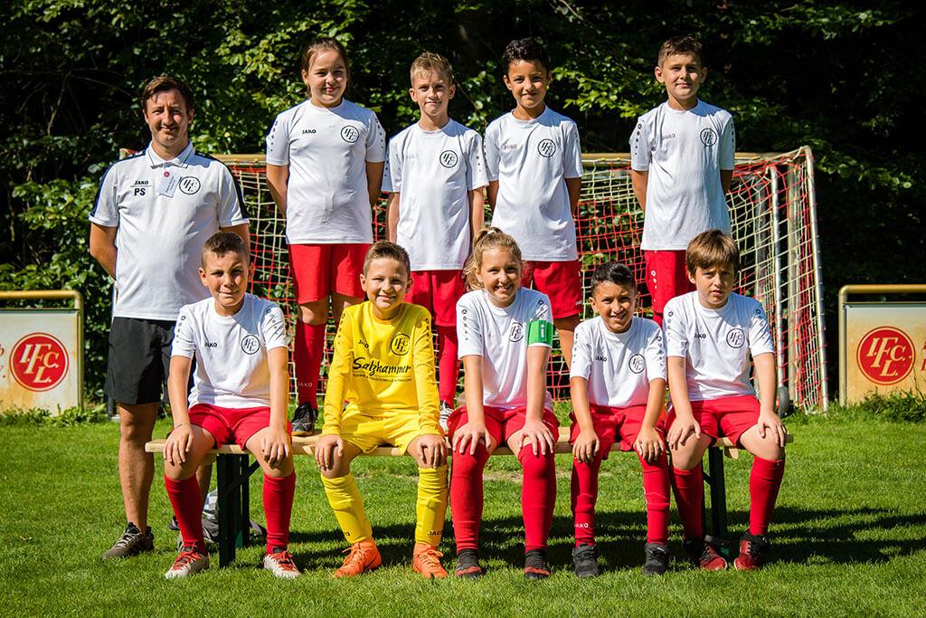 1. FC Langen E3-Junioren 2019/2020