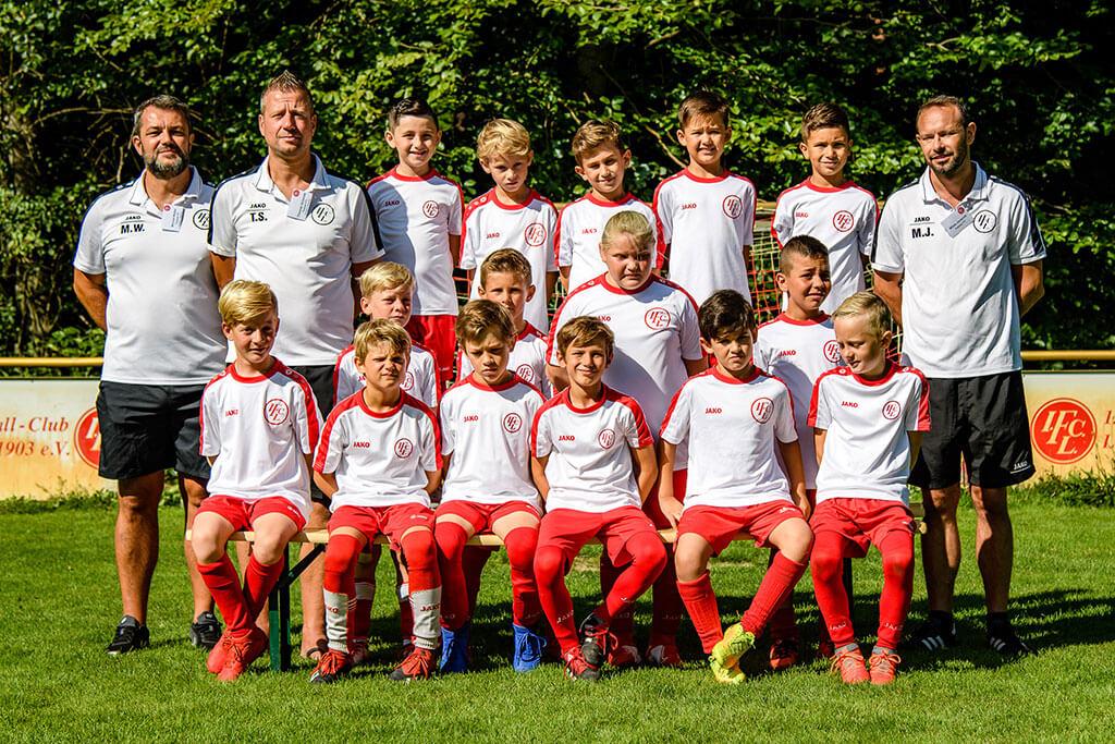 1. FC Langen F1-Junioren 2019/2020