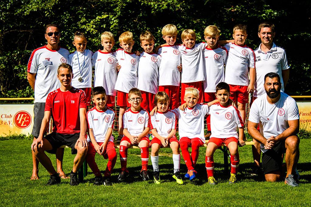 1. FC Langen F2-Junioren 2019/2020