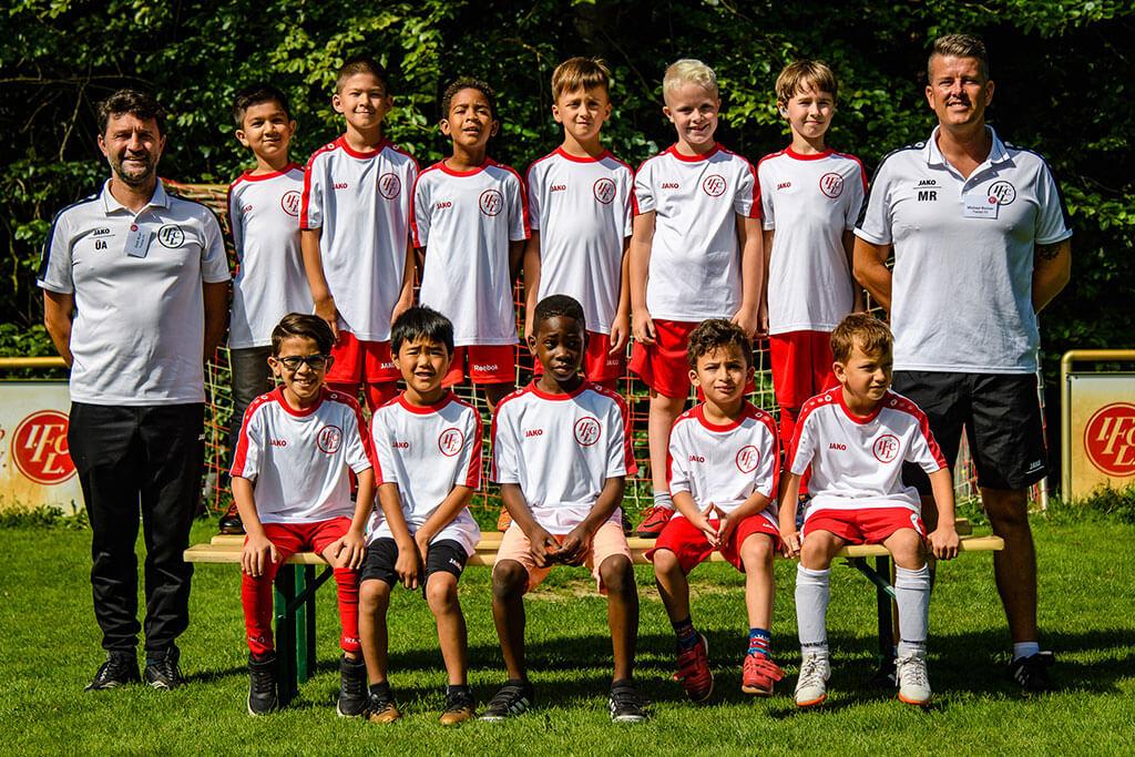1. FC Langen F3-Junioren 2019/2020
