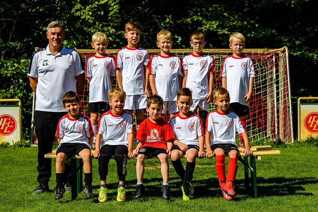 1. FC Langen G2-Junioren 2019/2020