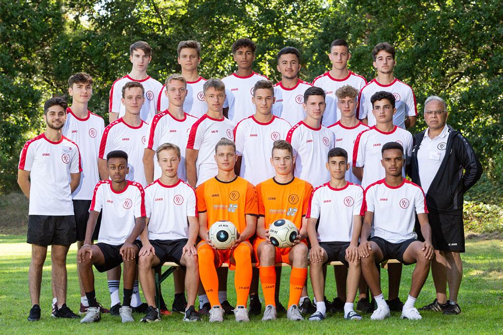 1. FC Langen A1-Junioren 2019/2020