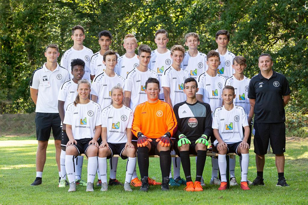 1. FC Langen C1-Junioren 2019/2020