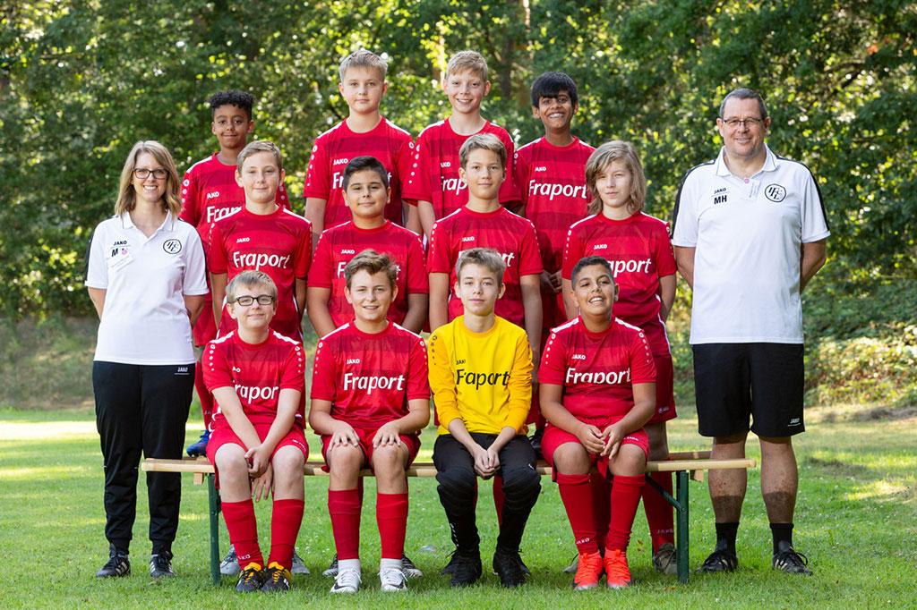 1. FC Langen D3-Junioren 2019/2020
