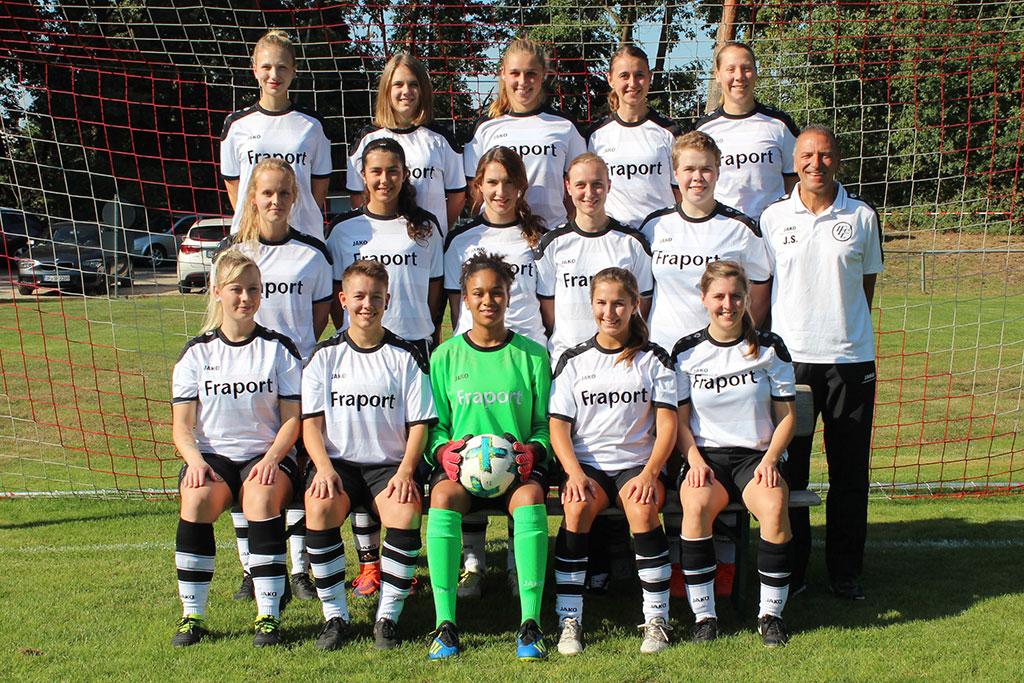 1. FC Langen Damen 1. Mannschaft 2019/2020