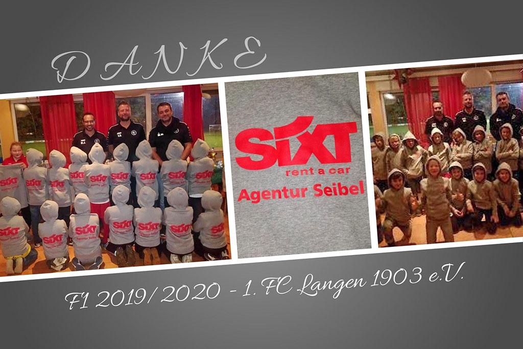 Sixt-Agentur Seibel Stattet F1 Mit Neuen Kapuzenpullis Aus