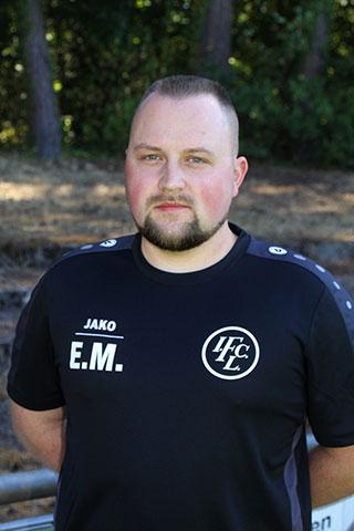 Beisitzer Eric Münter
