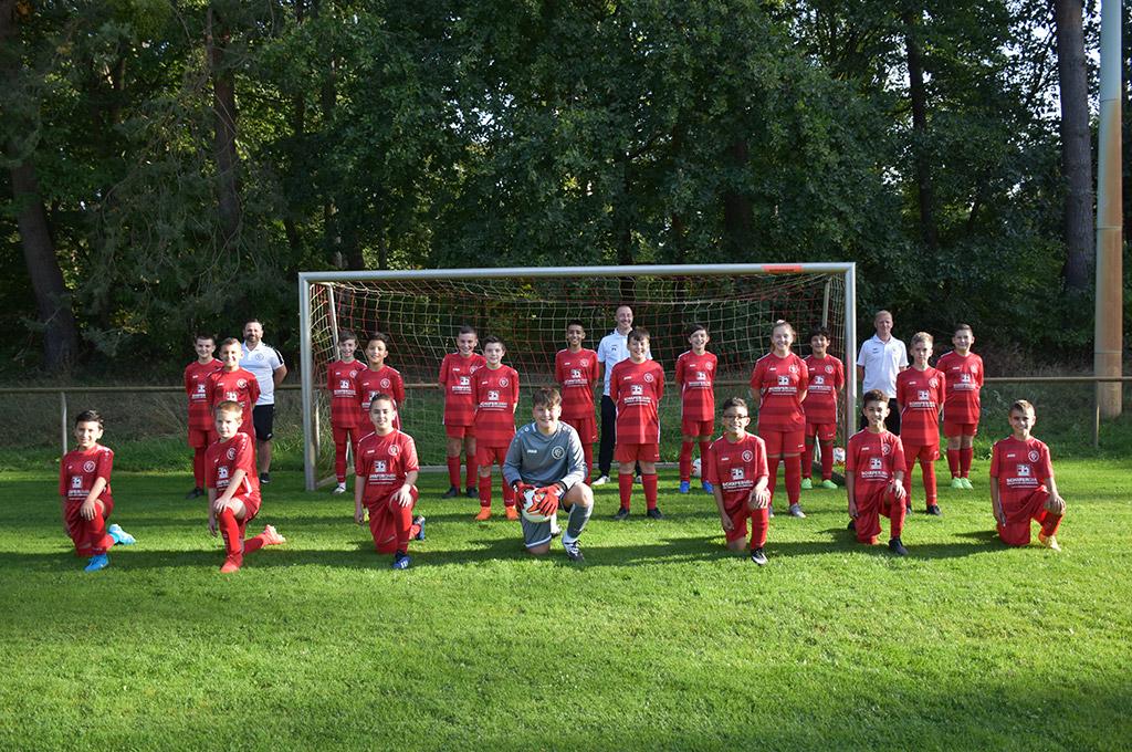 1. FC Langen D2-Junioren 2020/2021