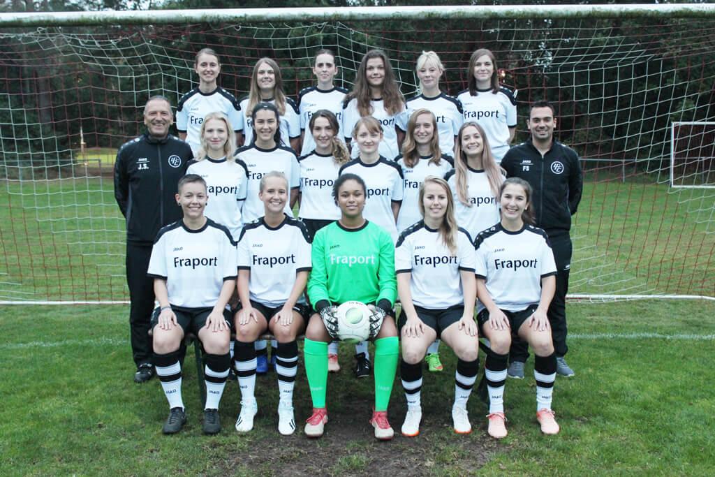1. FC Langen Damen 1. Mannschaft 2020/2021