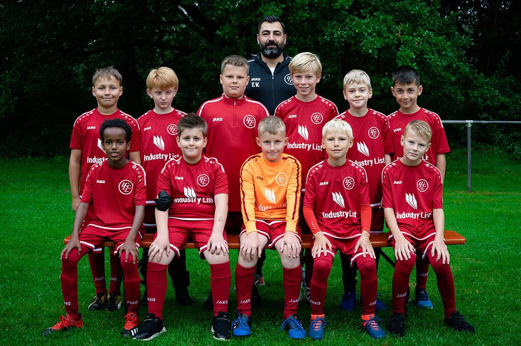 1. FC Langen E2-Junioren 2021/2022